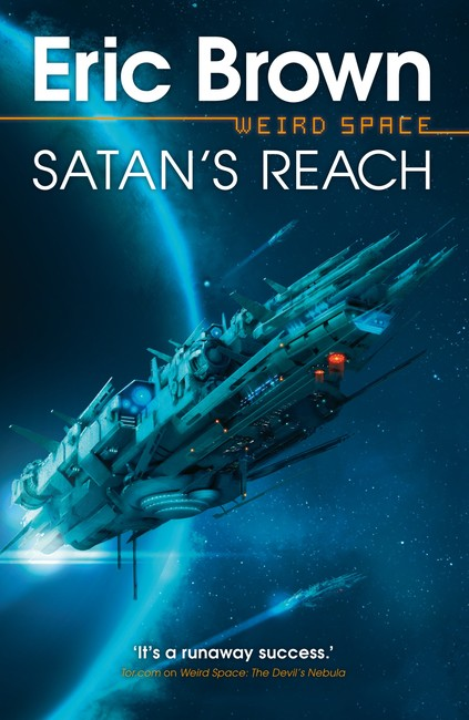 Satan's Reach ( Weird Space 2 )