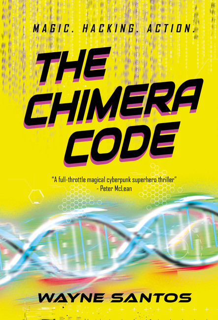 The Chimera Code ( The Witchware Series )