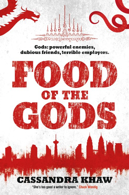 Food of the Gods ( Gods and Monsters 4 )