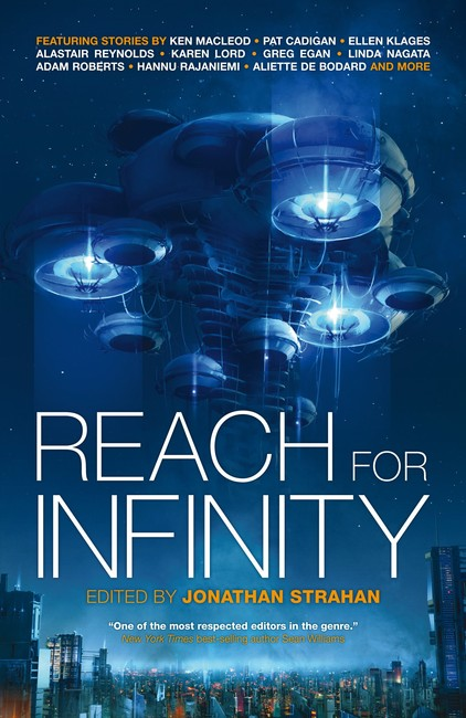 Reach For Infinity ( The Infinity Project 3 )