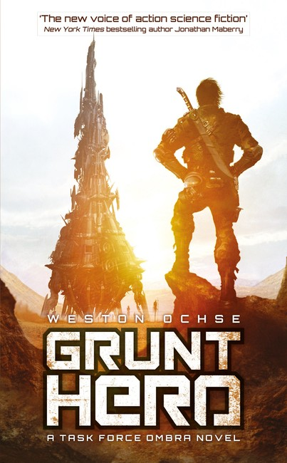 Grunt Hero ( A Task Force OMBRA Novel 3 )