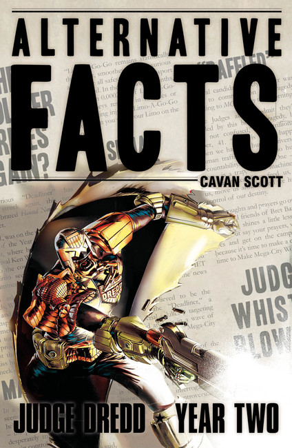 Alternative Facts ( Judge Dredd: The Early Years 06 )