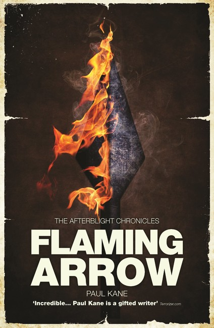 Flaming Arrow ( The Hooded Man 4 )