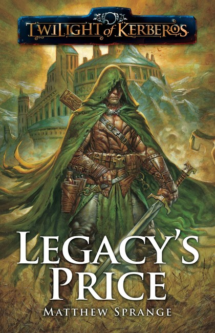 Legacy's Price ( Twilight of Kerberos 10 )
