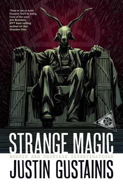 Strange Magic ( A Morris and Chastain Investigation 5 )
