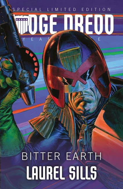 Bitter Earth ( Judge Dredd: The Early Years 09 )