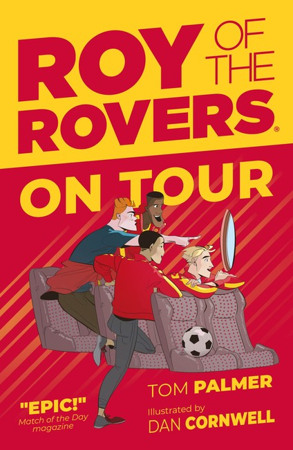 Roy of the Rovers: On Tour ( Roy of the Rovers (Illustrated Fiction) 4 )