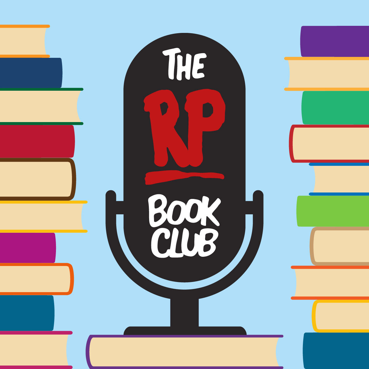 Announcing The RP Book Club and Podcast!
