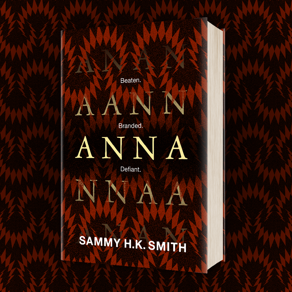 OUT NOW: Anna by Sammy H.K. Smith!