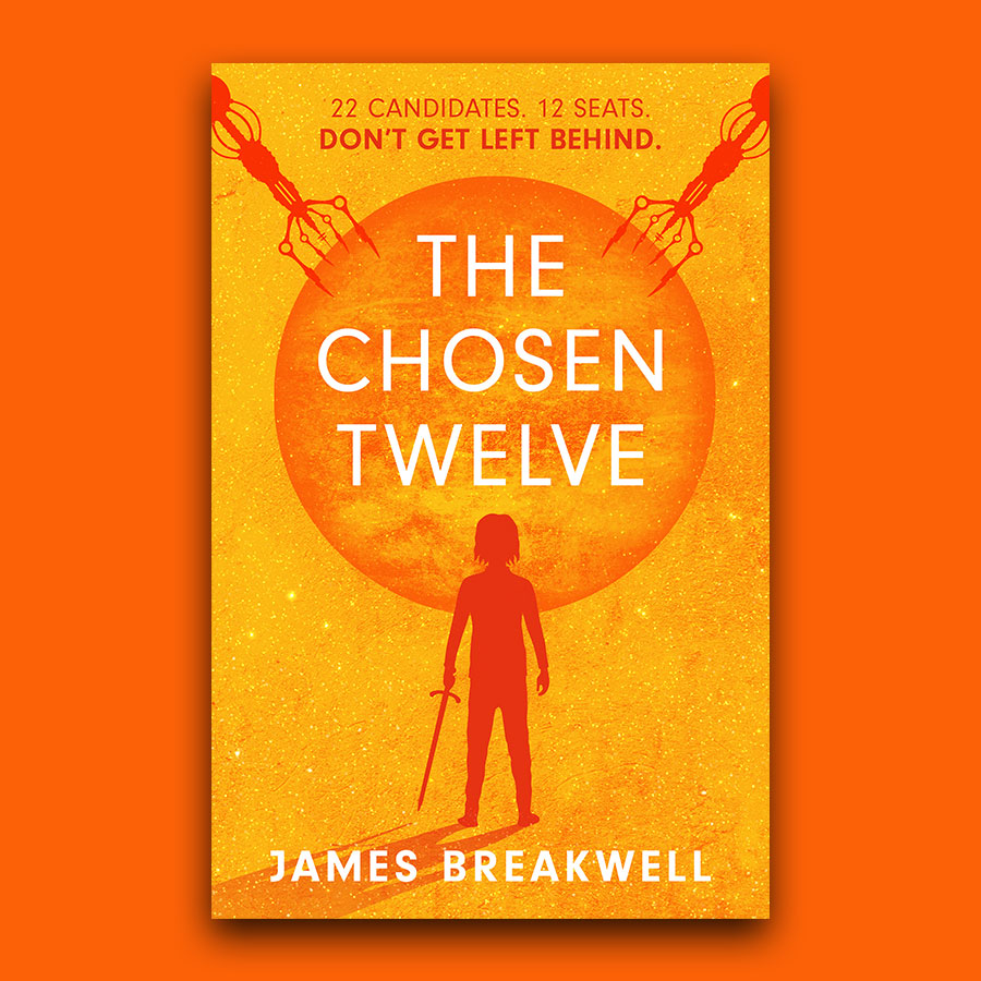 An excerpt from The Chosen Twelve by James Breakwell