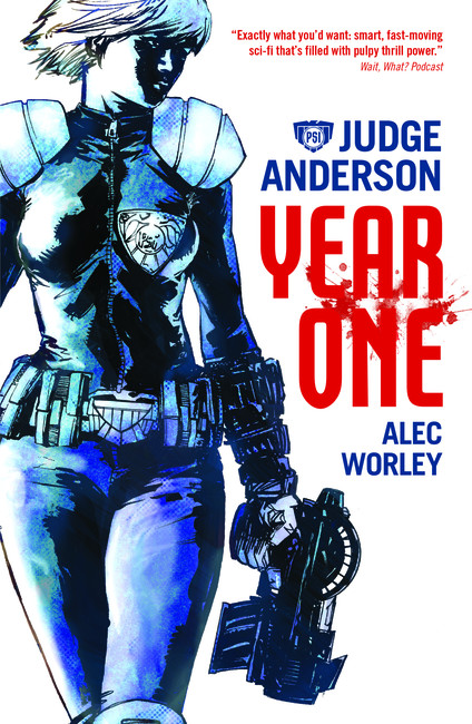 Judge Anderson: Year One ( Judge Anderson: The Early Years )