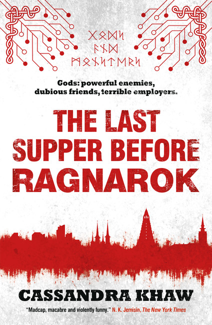 The Last Supper Before Ragnarok ( Gods and Monsters 5 )