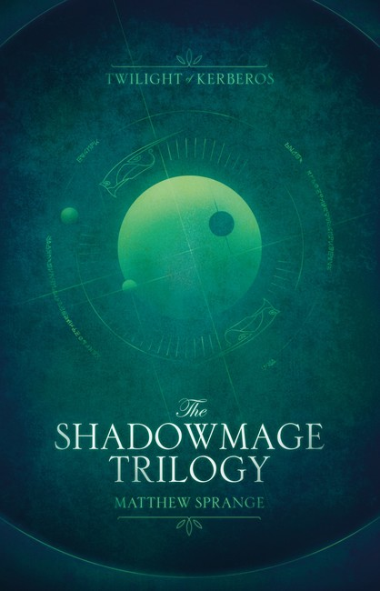 The Shadowmage Trilogy ( Twilight of Kerberos )