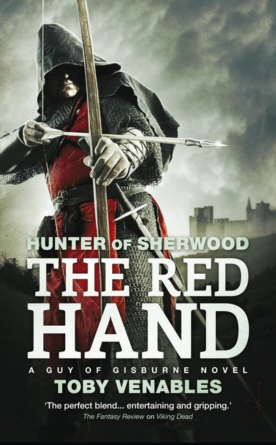 The Red Hand ( Hunter of Sherwood 2 )