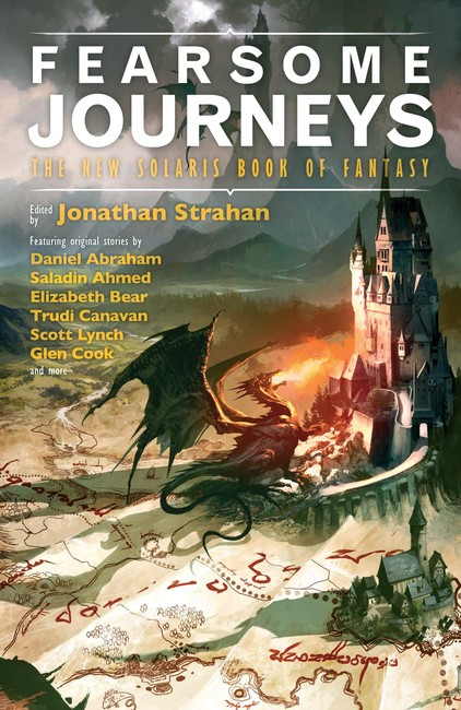 Fearsome Journeys ( The New Solaris Book of Fantasy 1 )