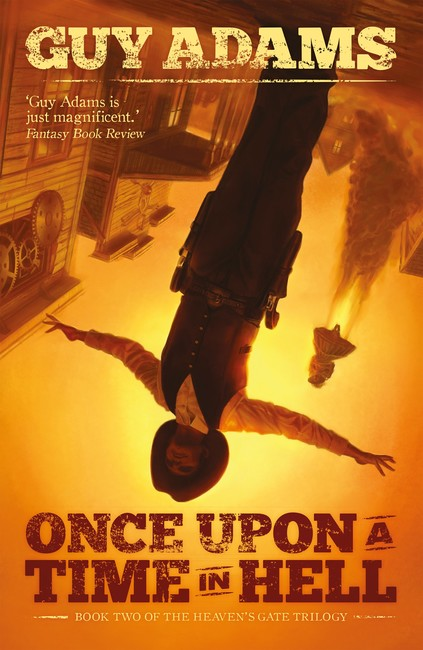 Once Upon a Time in Hell ( Heaven's Gate 2 )