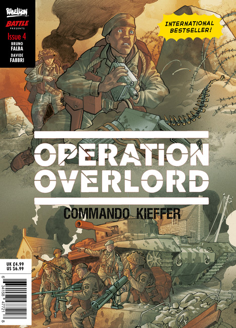 Operation Overlord #4: Commando Keiffer ( Operation Overlord )