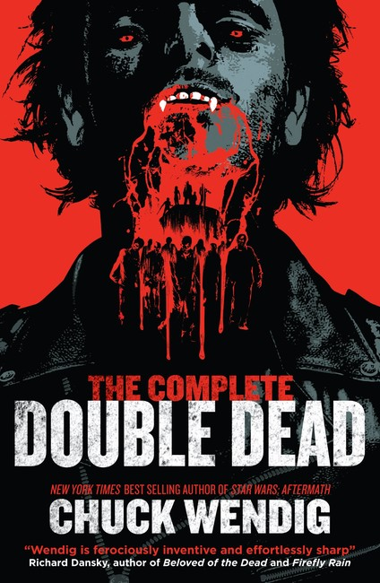 The Complete Double Dead ( Tomes of the Dead )