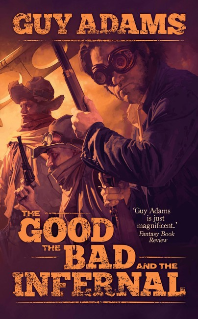 The Good, The Bad and The Infernal ( Heaven's Gate 1 )