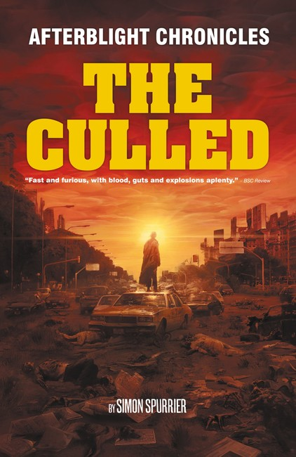 The Culled ( The Afterblight Chronicles 1 )