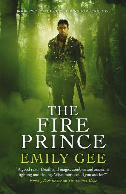The Fire Prince ( Cursed Kingdoms Trilogy 2 )