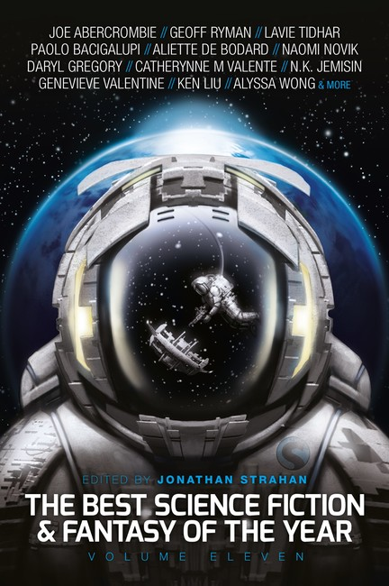 The Best Science Fiction and Fantasy of the Year, Volume Eleven ( The Best Science Fiction and Fantasy of the Year 11 )