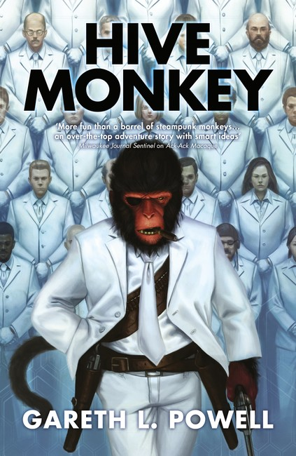 Hive Monkey ( Ack-Ack Macaque 2 )