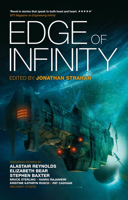 Edge of Infinity ( The Infinity Project 2 )