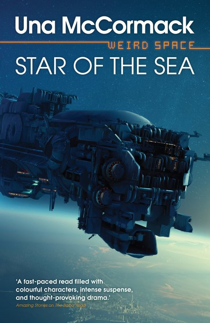 Star of the Sea ( Weird Space 4 )