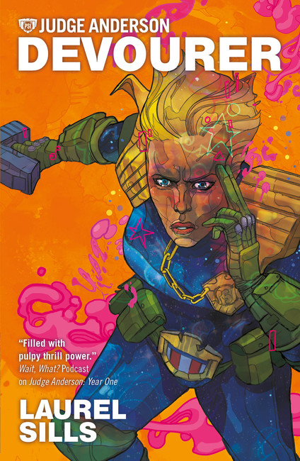 Devourer ( Judge Anderson: The Early Years 05 )