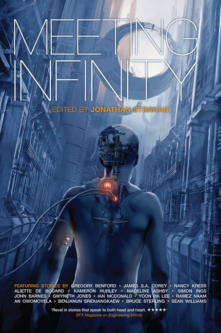 Meeting Infinity ( The Infinity Project 4 )