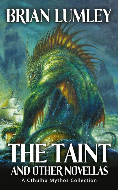 The Taint and Other Novellas ( Mythos Tales 1 )