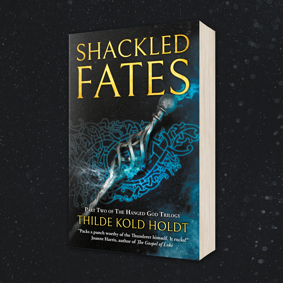 OUT NOW: Shackled Fates by Thilde Kold Holdt!